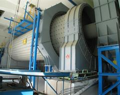 Ball mill for limestone